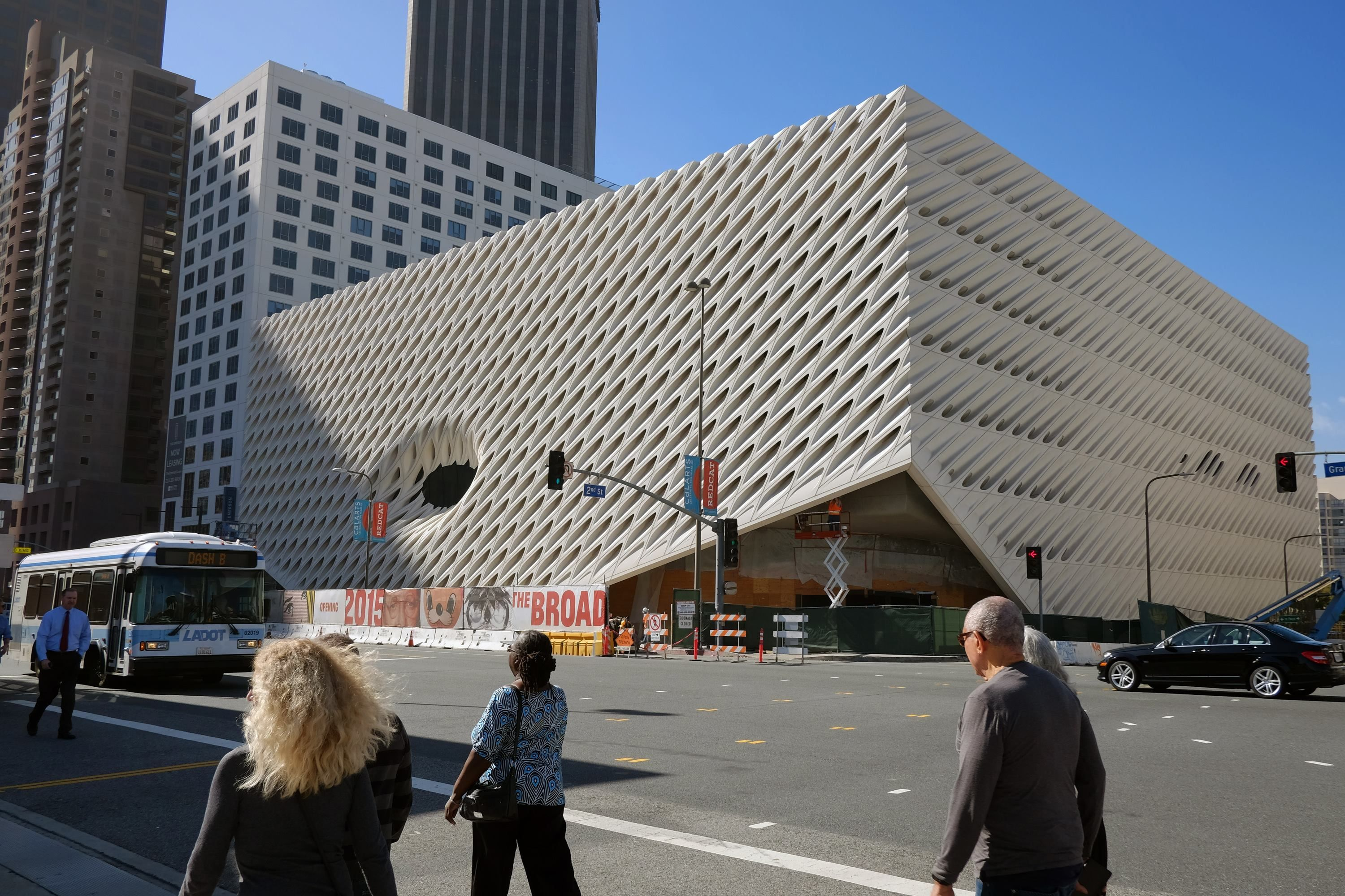 Morning News Roundup Feb. 6, 2015 Museum architecture