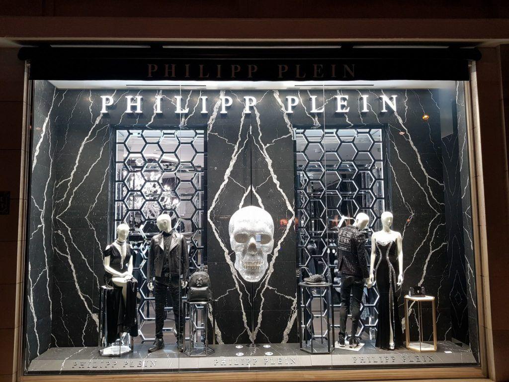 9e43f431830 New Philipp Plein store in Paris | Contract & Interior Design ...