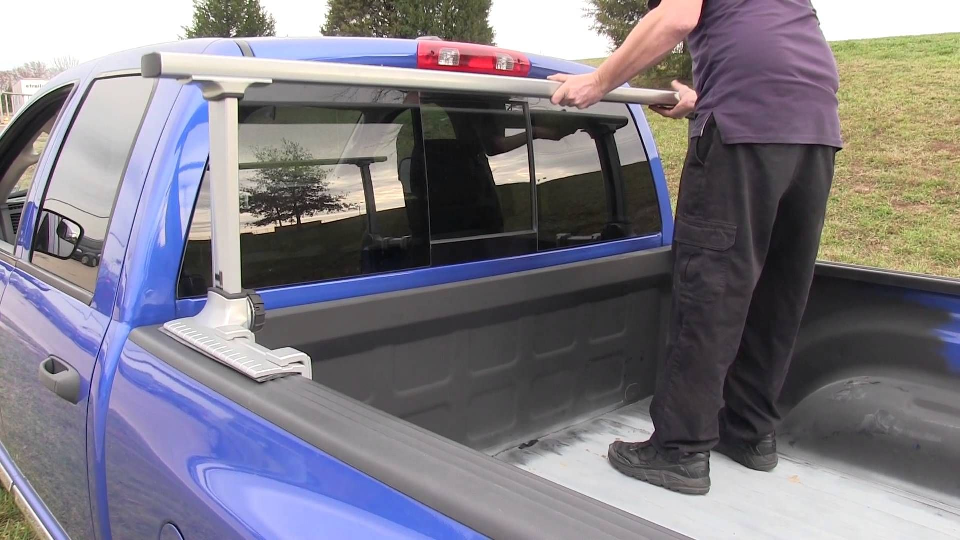 Review Of The Thule Xsporter Pro Truck Bed Ladder Rack Etrailer