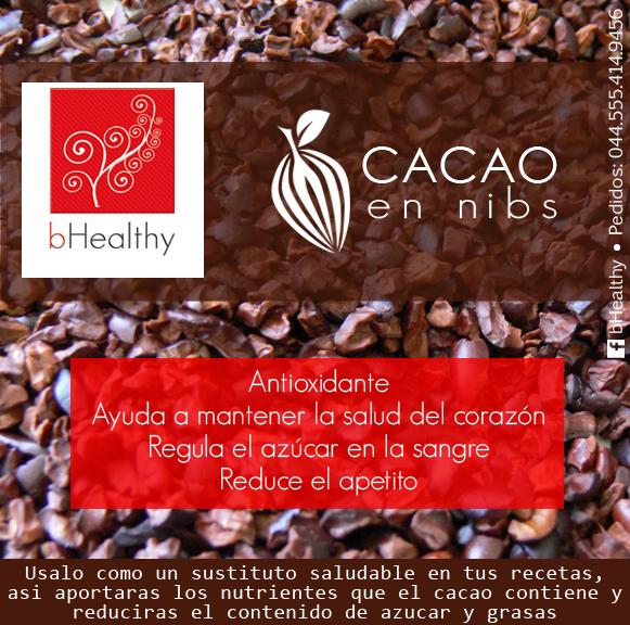 Nibs como comer cacao