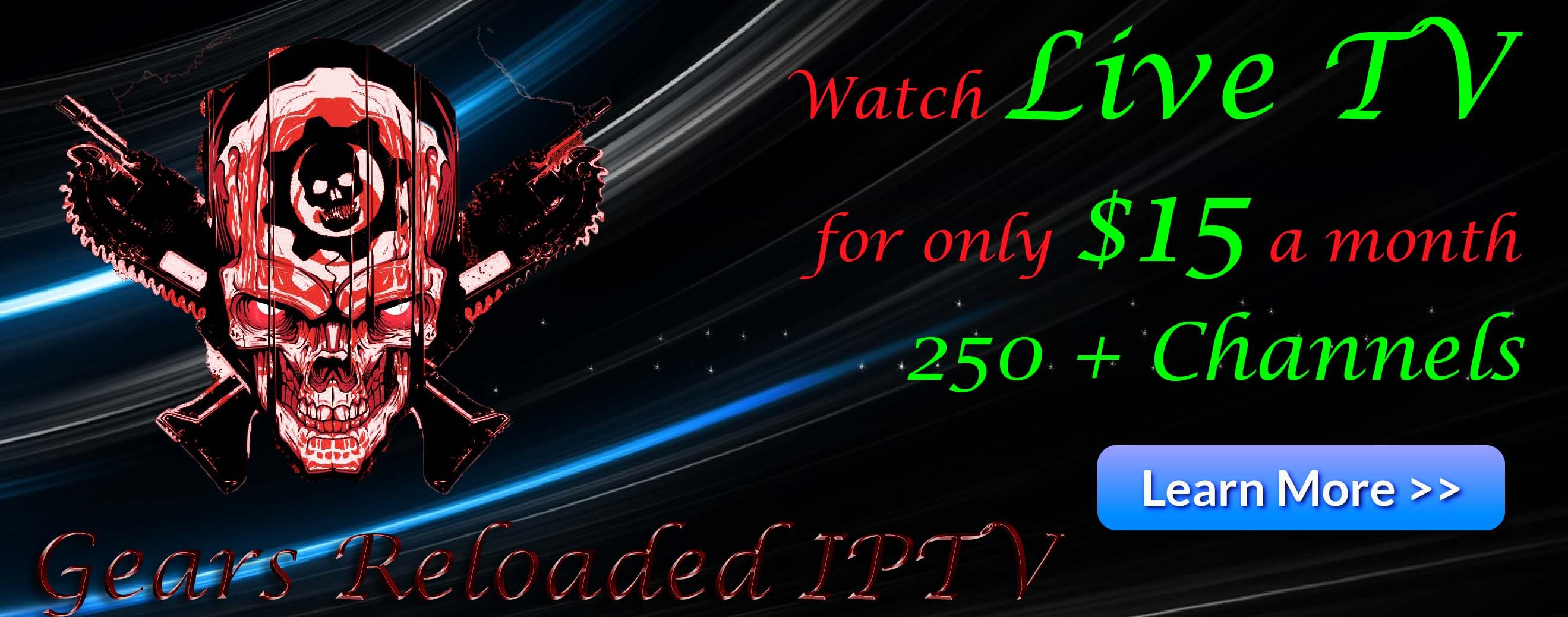 Gears Reloaded IPTV HD APK All Devices Install Guide – Your