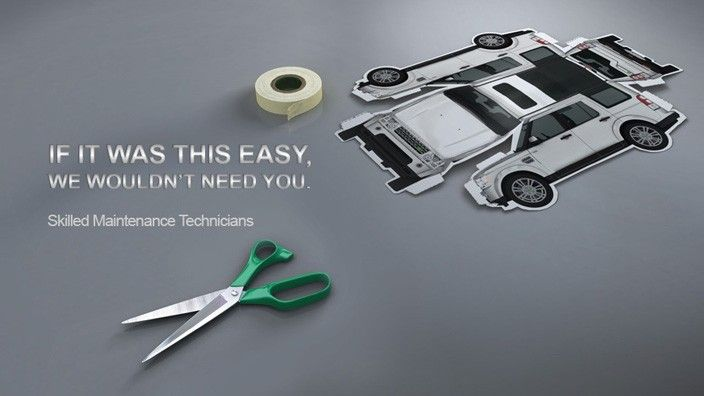 Hr Advert By Landrover