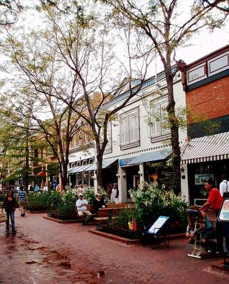 Pictures Of Downtown Boulder Colorado