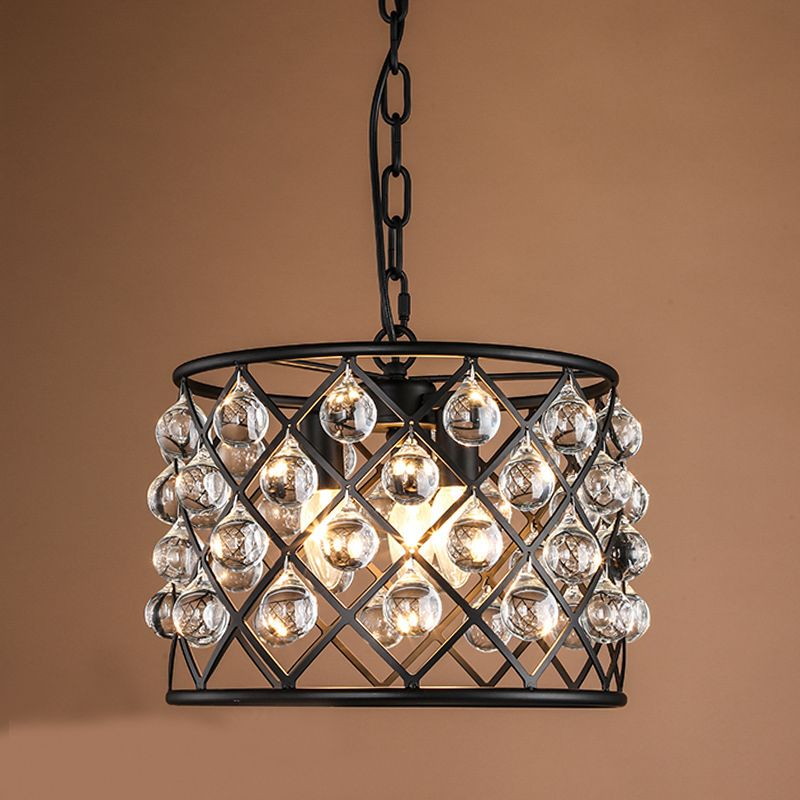 Casing Outside The Metal Retro Art Deco Style Crystal Chain Chandeliers For Hallway Entry Kitchen Dining Bedroom Living Room Yesterday S Us 359 37