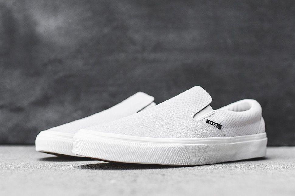 Vans Classic Slip-On Snakeskin Pack