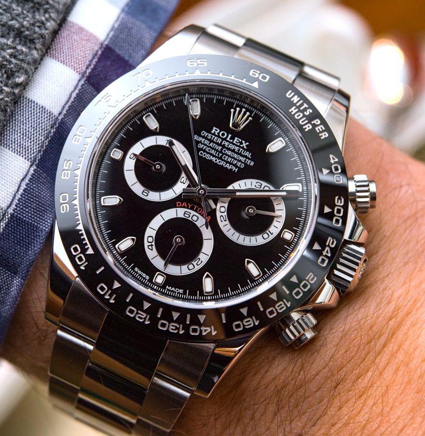Pin Von Marc VanHayn Auf Classic Luxury Watches