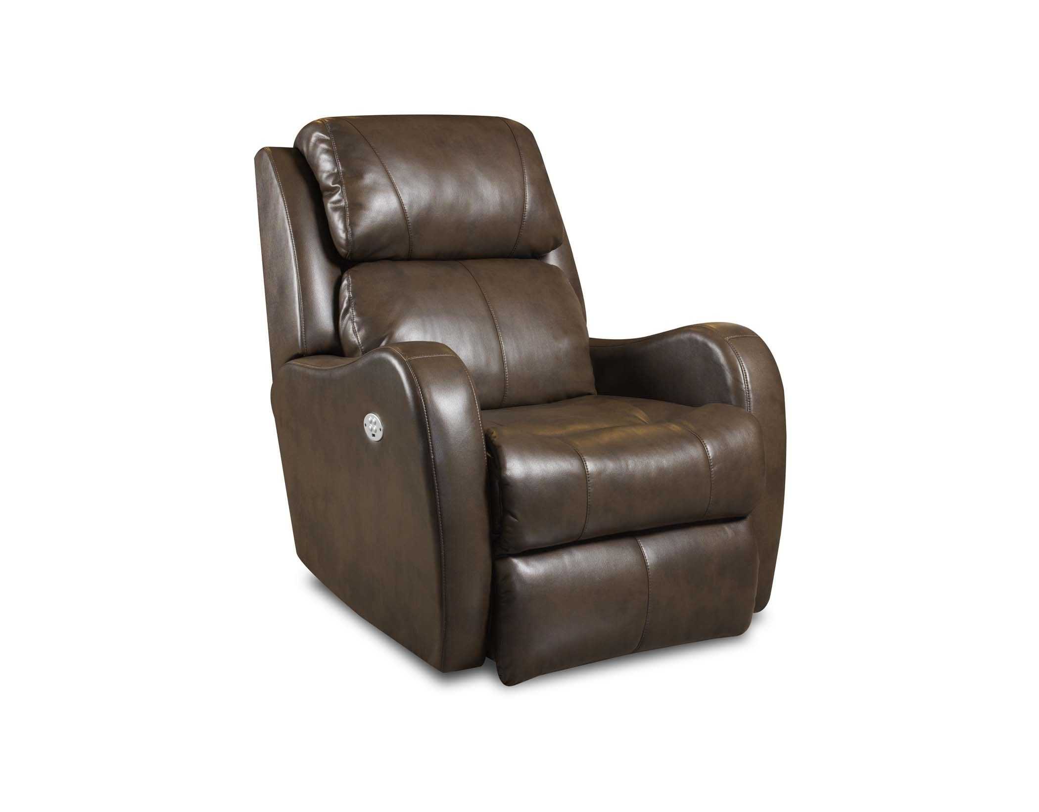 Siri Power Rocking Recliner 5139p Recliners From Southern Motion At Wall Hugger Recliners Leather Recliner Power Recliners
