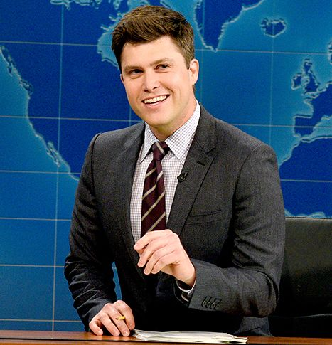colin jost relationship