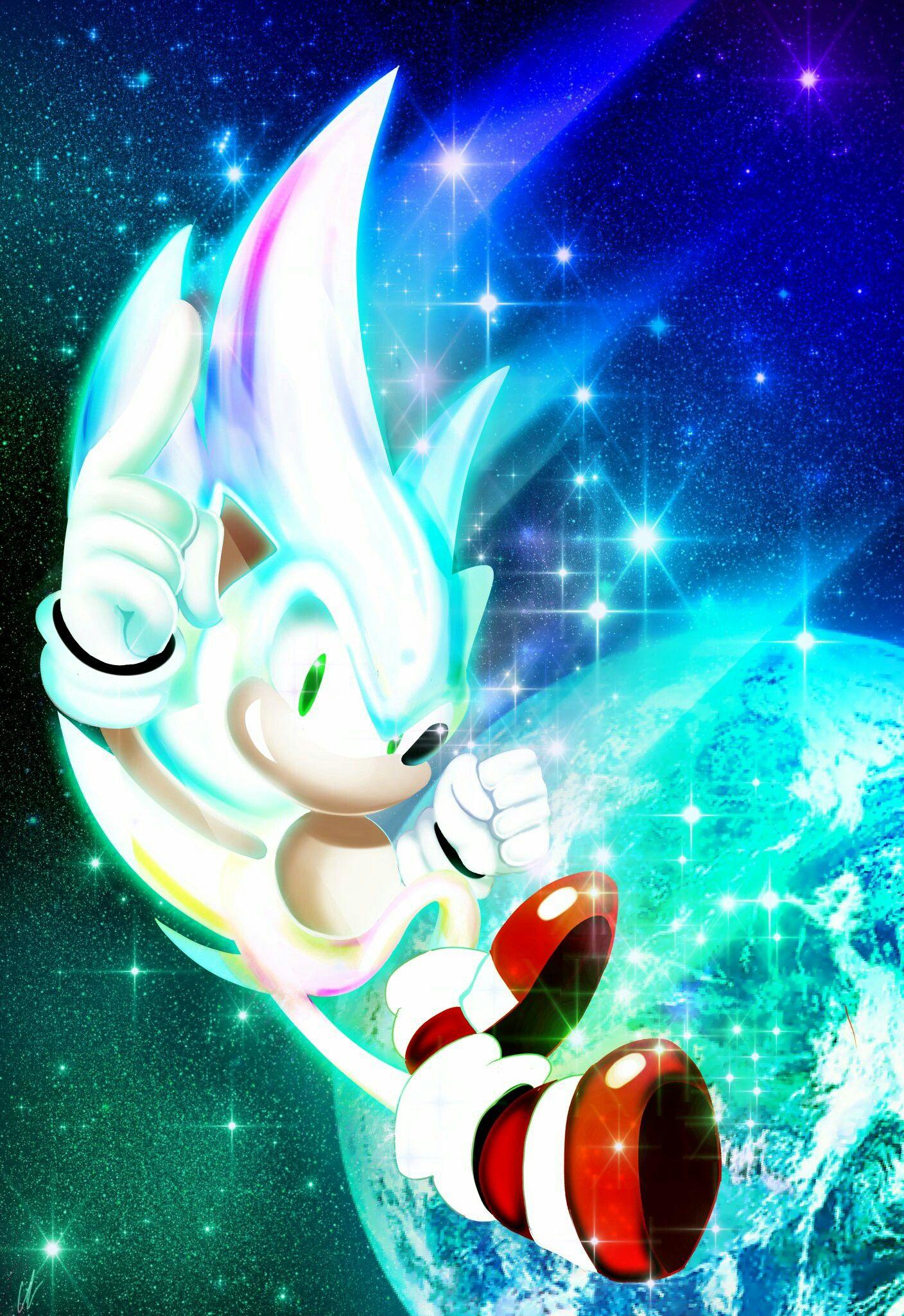Aeroartwork On Videojuegos Wallpaper Sonic The Hedgehog Y