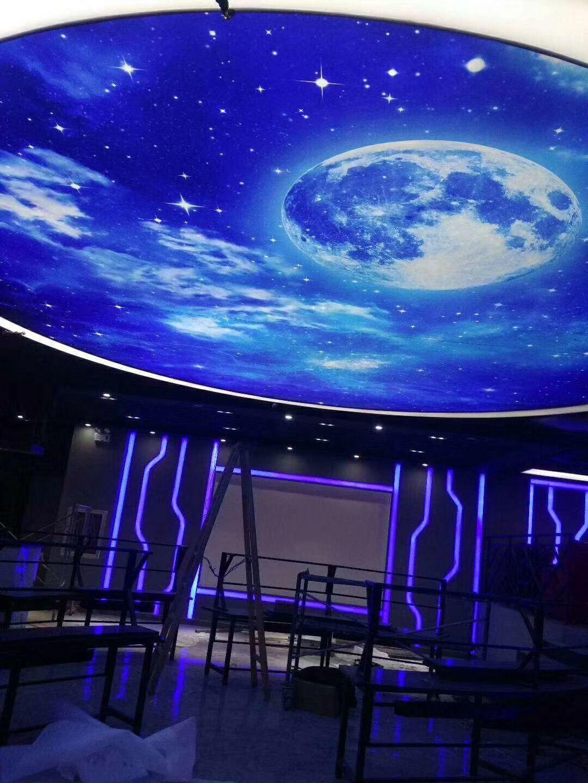 Www Imperialhq Com Star Ceiling Diy Starry Sky Ceiling Star Sky Ceiling Ceiling Stars Ceiling Murals Ceiling