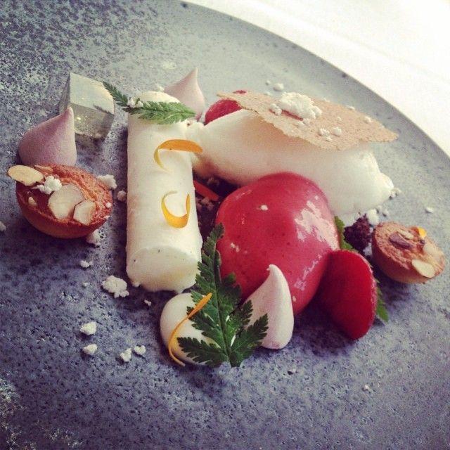 Dessert at Lieffroy: Pure gastronomic beauty!