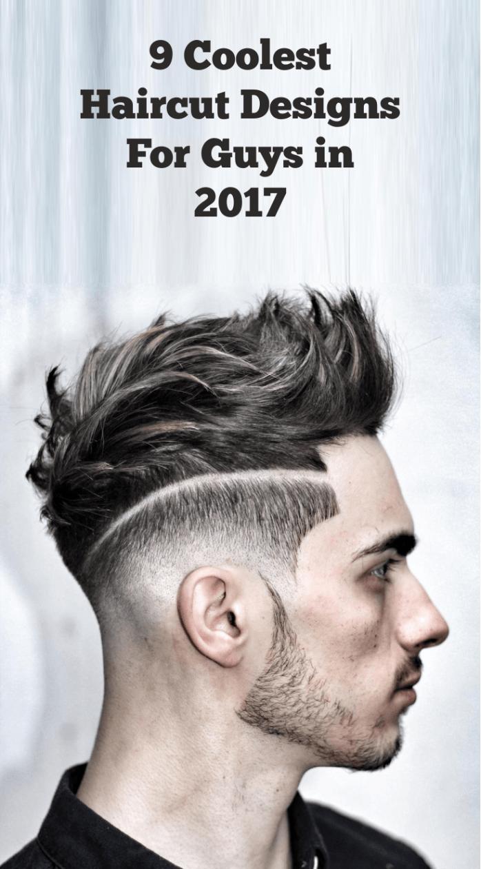 coolest haircut design