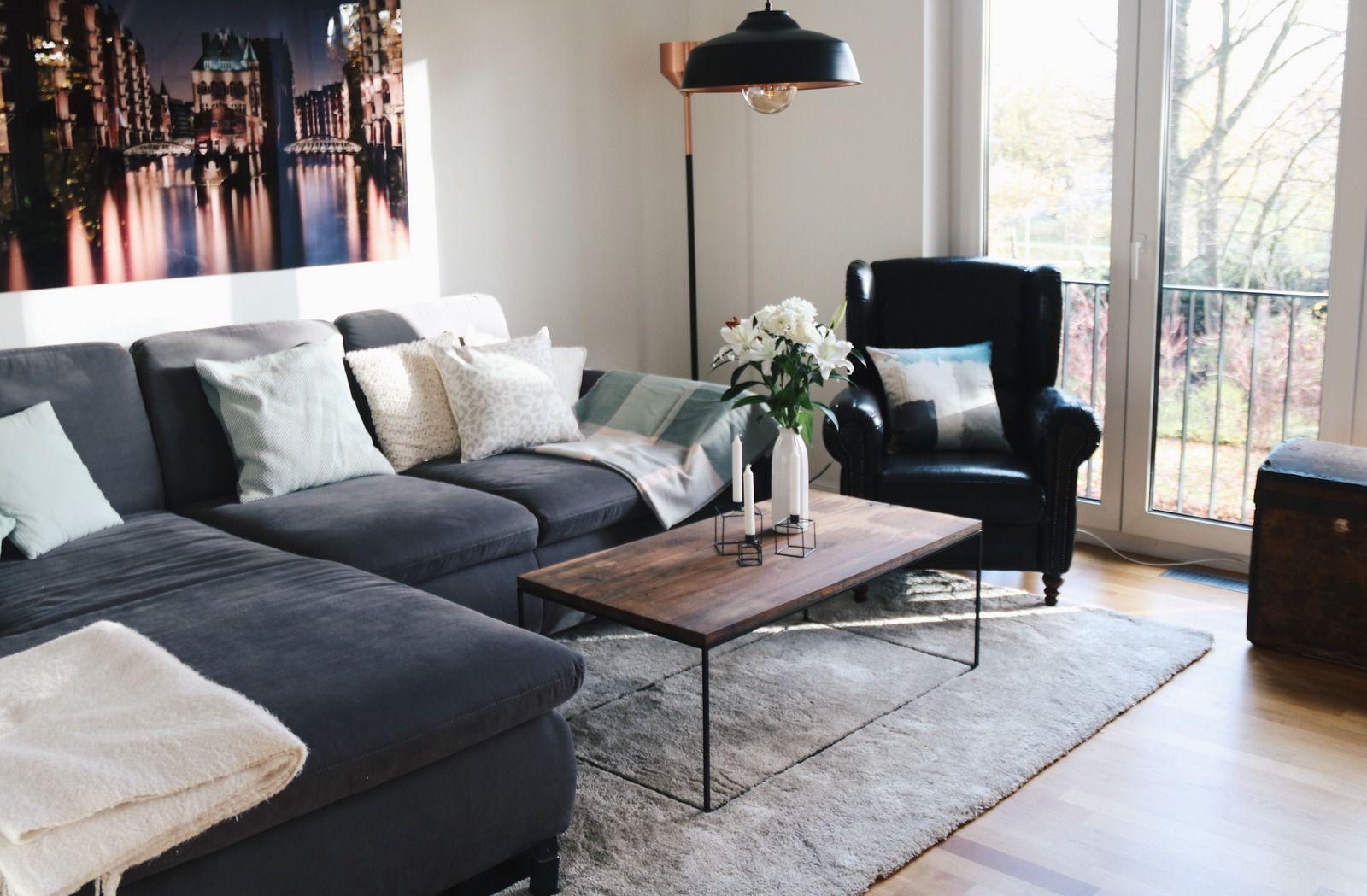 Wohnzimmer Blumen ~ Wohnzimmer update relax in winter mit esprit home winter
