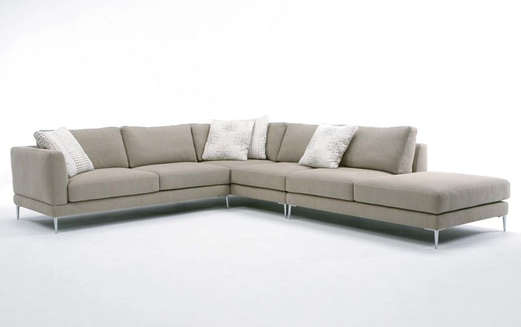 Great The Dania Sofa Sectional By Dellarobbia Is A Clean Lined, Comfortable  Modern Sofa Modeled After