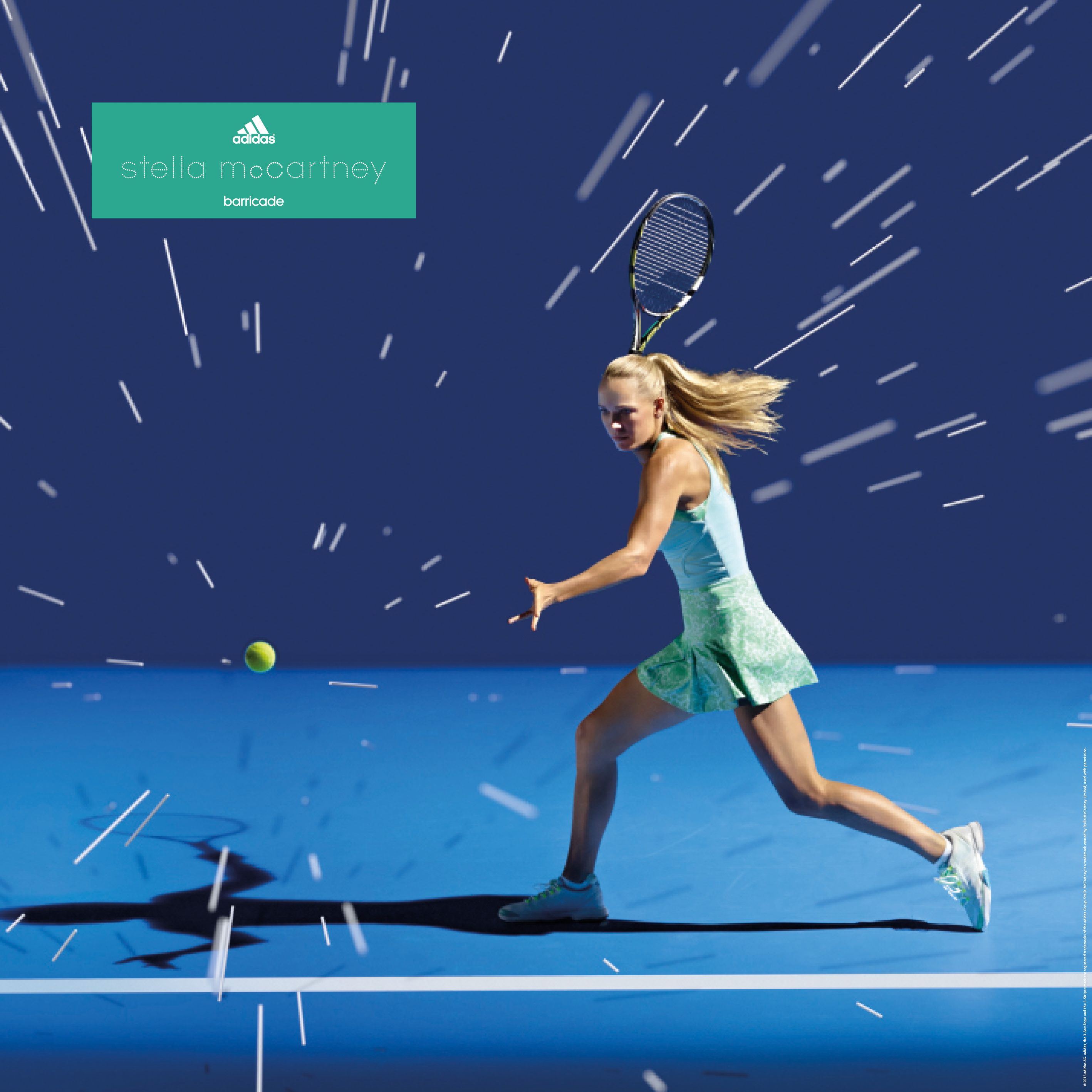 We Love Adidas By Stella Mccartney And Its No Surprise That Caroline
