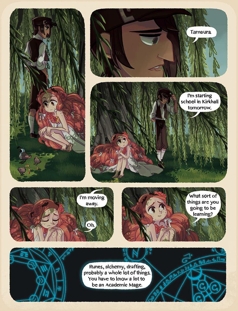 Blindsprings Page Thirteen