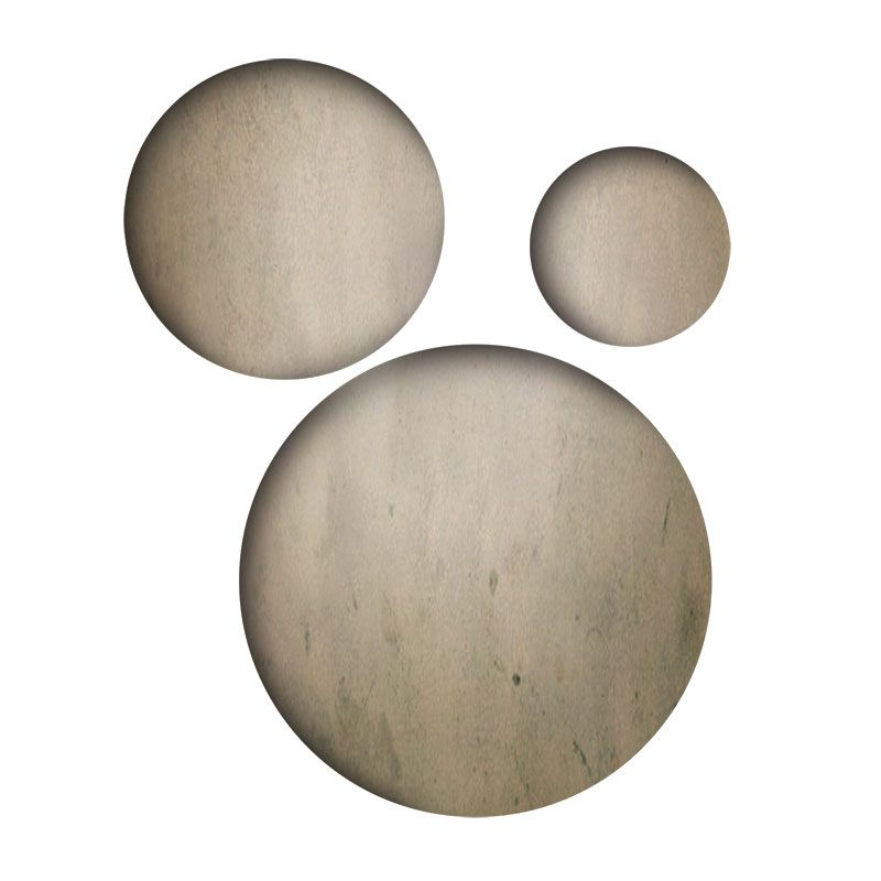 Sizzix.com - Sizzix Movers & Shapers Magnetic Die Set 3PK - Sized Circles