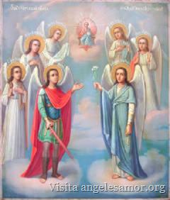 Los 7 Arcangeles Te Dan Dones 7 Arcangeles Mensajes De Angeles