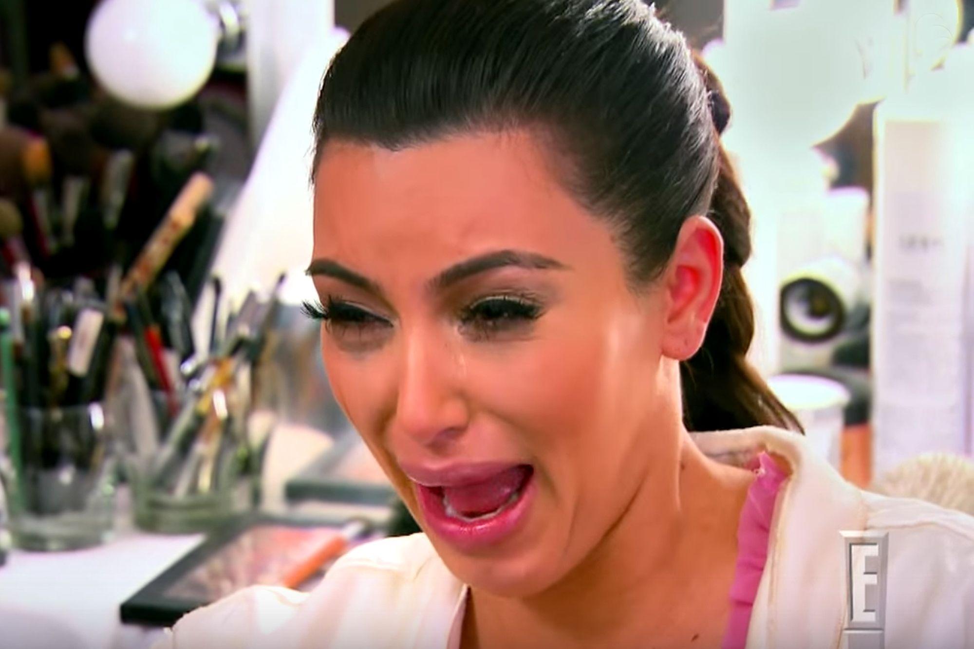 Kim Kardashian Posts Photos That Made Her Lose 100,000