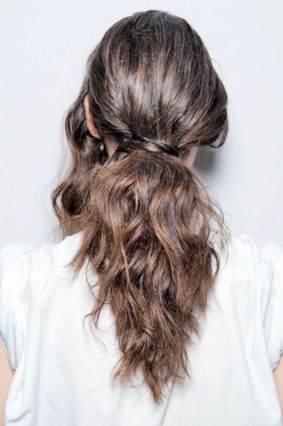 13 Quick Ways To Style Long Hair When Just Wearing It Down Won T Do Hair Styles Easy Hairstyles For Long Hair Long Hair Styles