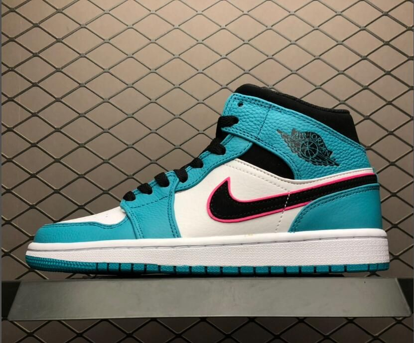 promo code 2094a 93162 2019 Air Jordan 1 Mid SE South Beach Men s Basketball Shoes 852542-306