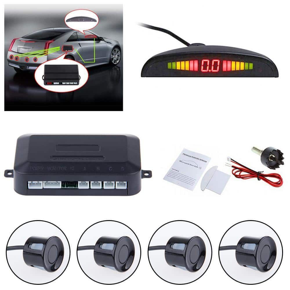 Rear Parking Sensors Car Proximity Sensor Reversing