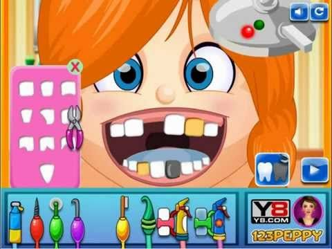 Naughty Girl at Dentist - Y8.com Online Games by malditha - Best ...