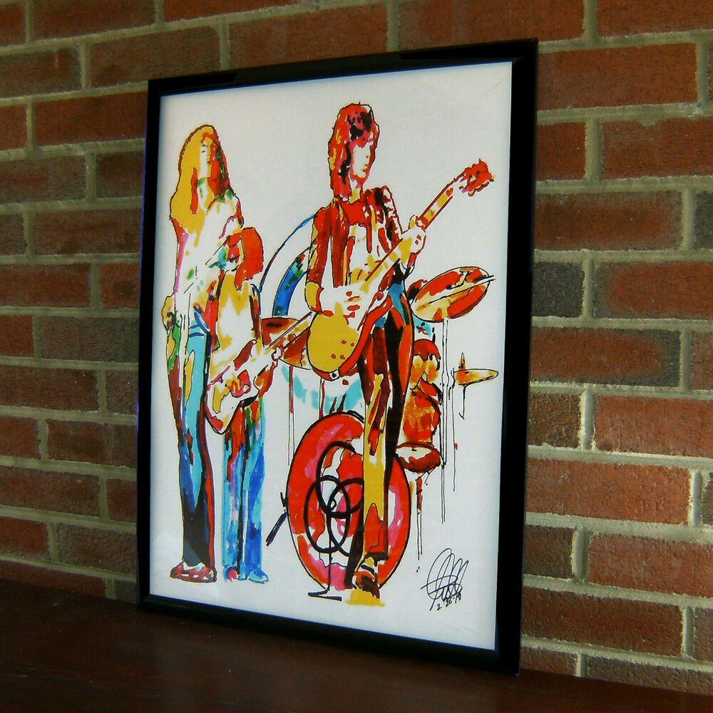 Art Poster 24x36 27x40 Grateful Dead Fare Rock Music Band LW T-911