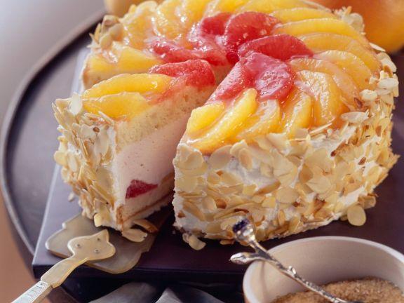 Fruchtcremetorte ist ein Rezept mit frischen Zutaten aus der Kategorie Mürbeteig. Probieren Sie dieses und weitere Rezepte von EAT SMARTER!