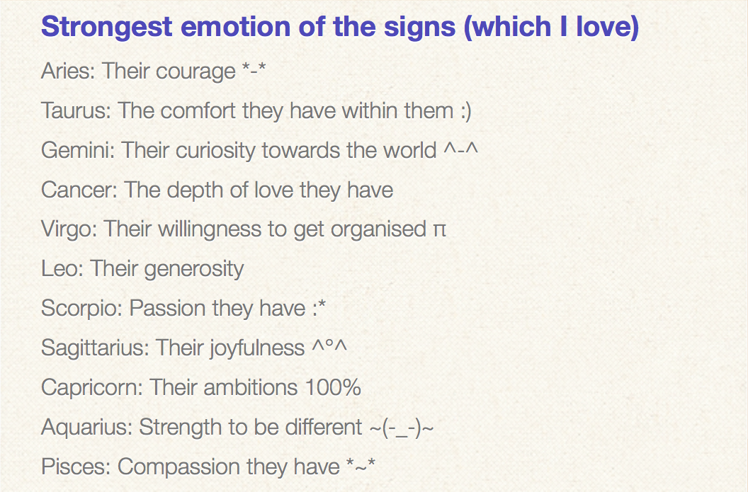 ASTROLOGYZODIAC Strongest Emotion Of The Signs Which I Love - Strongest religion in the world