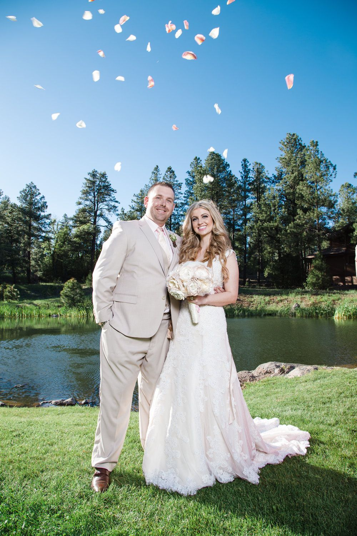 Forest Highlands Wedding