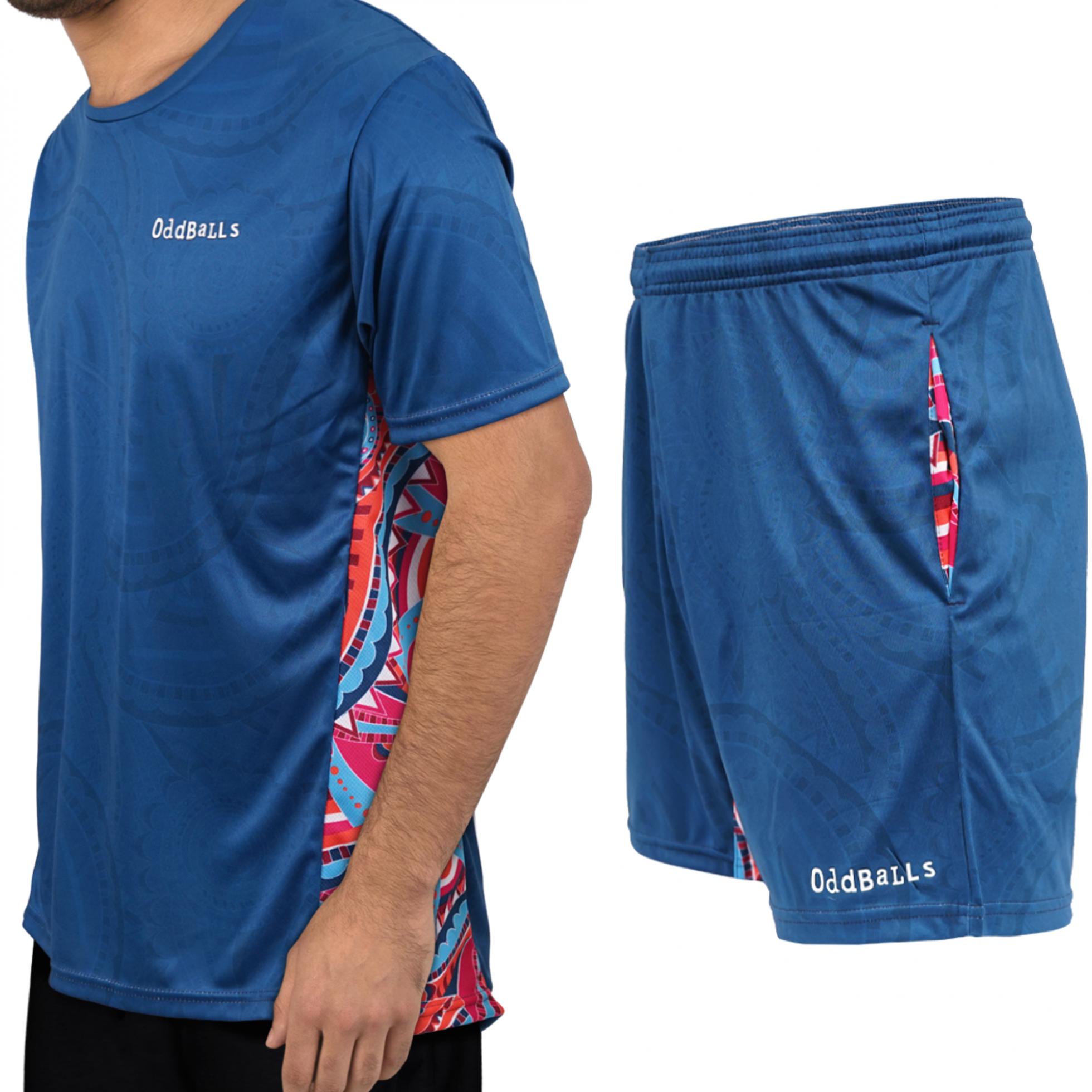 Fiesta - T-Shirt & Sports Shorts Bundle - XS