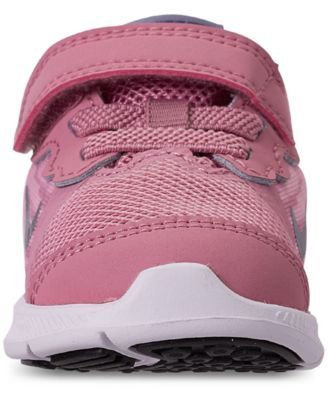 d73a5cdcdca06 Nike Toddler Girls  Downshifter 8 Running Sneakers from Finish Line - Red 10