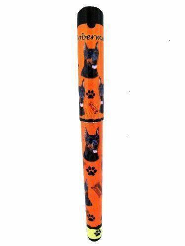 Pen Easy Glide Gel Pen Refillable With A Perfect Grip Great For Every Penna Doberman Pen Easy Glide Gel ricaricabile con una presa perfetta ideale per luso quotidiano reg...