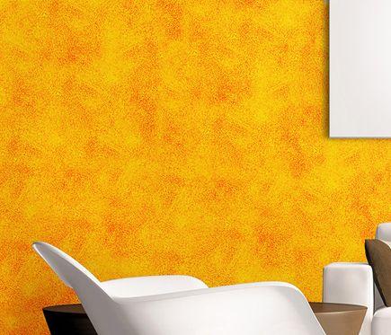 Pintura decorativa con efectos alp duna naranja colorado - Pintura vintage leroy merlin ...