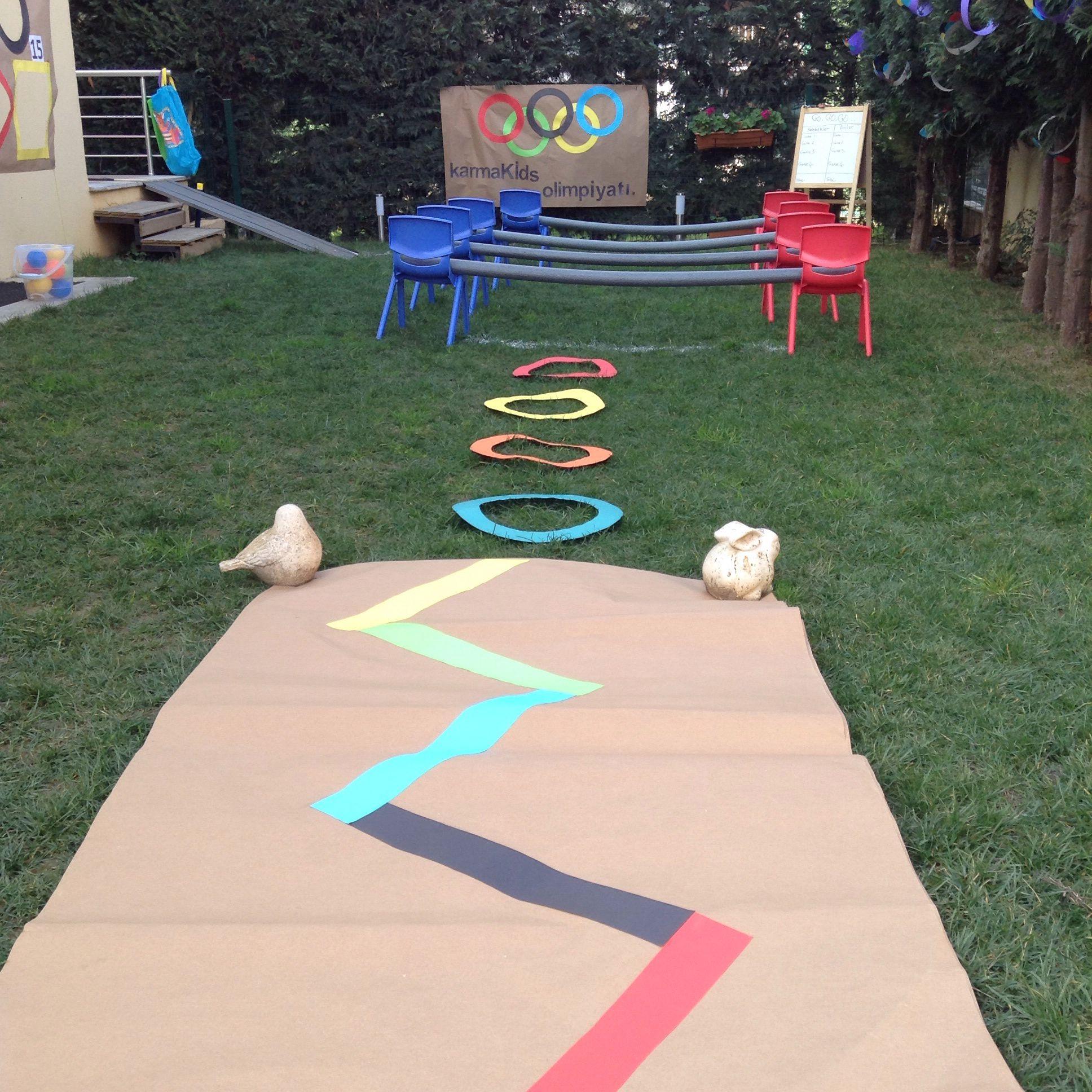 Circuito Juegos Para Niños : Circuito olimpico educacion juegos olímpicos de verano juegos