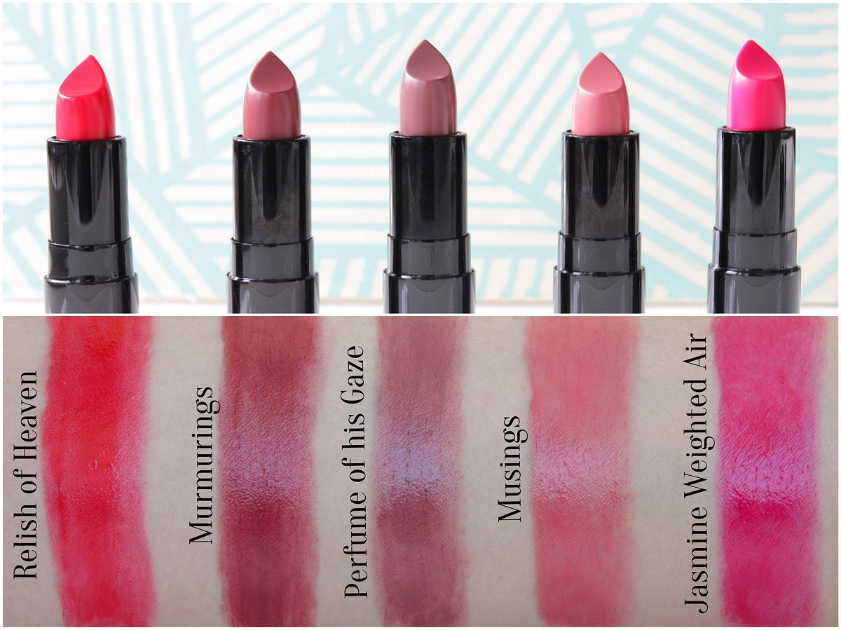 91 best images about SUCCULENCE OF DEW Sheer Lipstick Swatches on ...