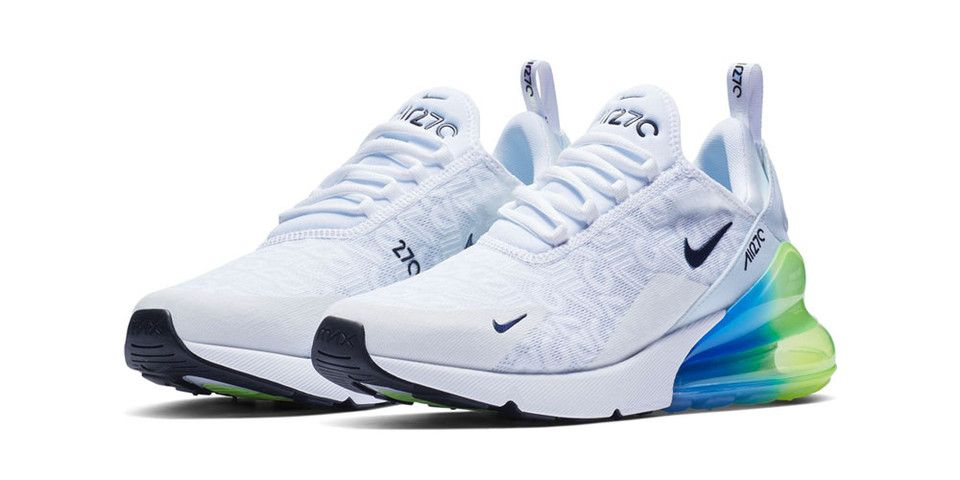 new arrival 149fb fc2c9 Branding Dominates the Nike Air Max 270