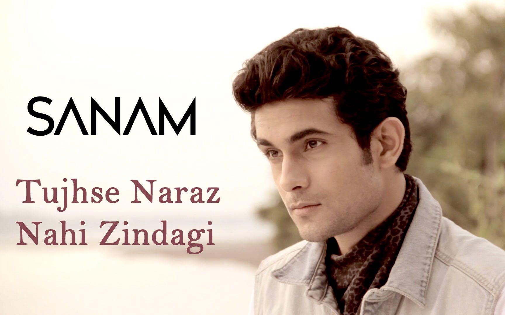 Tujhse Naraz Nahi Zindagi Sanam Nice Stuff Pinterest Songs