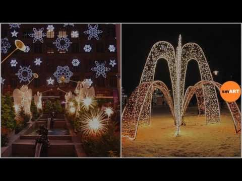 Outdoor Xmas Decorations   Ideas About Outdoor Christmas Decorations