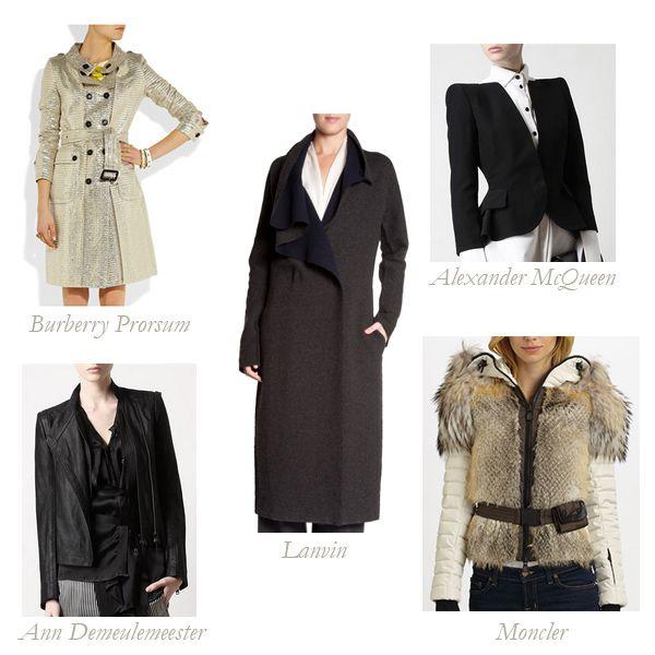 The 5 Essential Coats