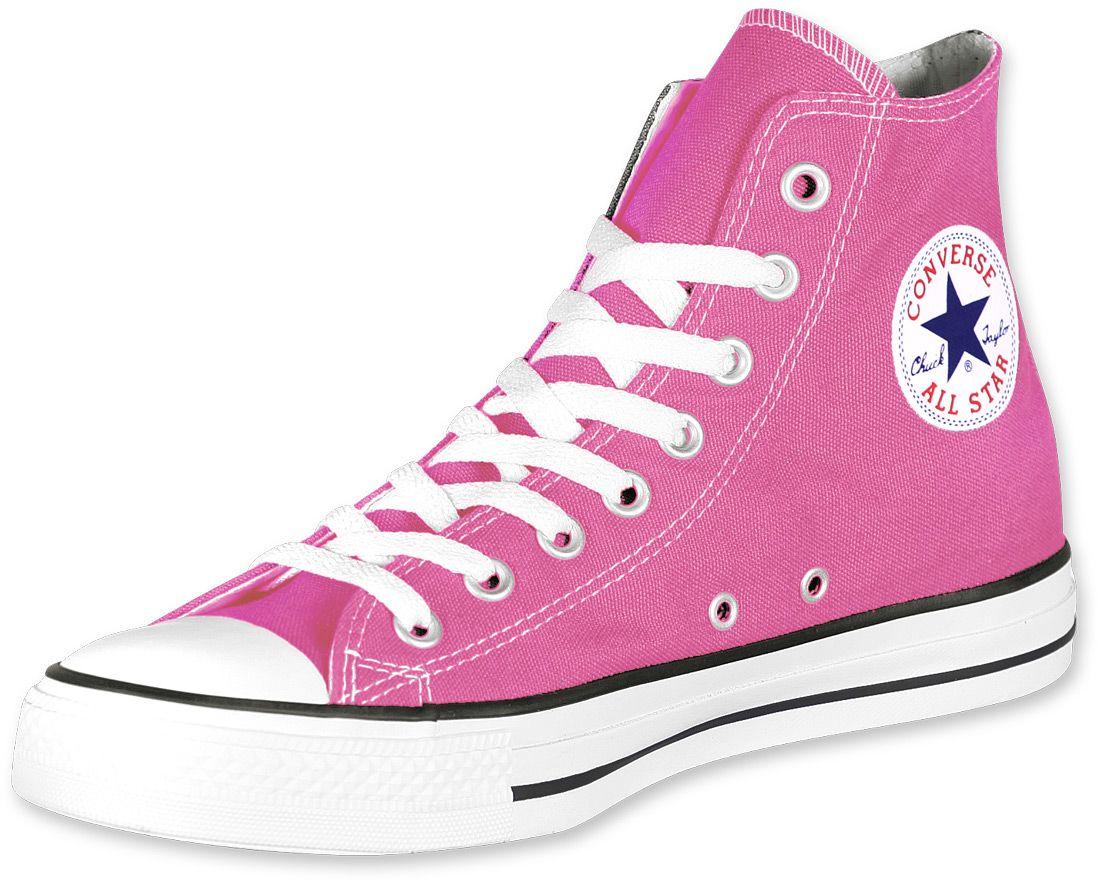 Converse Photo: converse ♥♥. Red High Top ConverseConverse All StarPink ...
