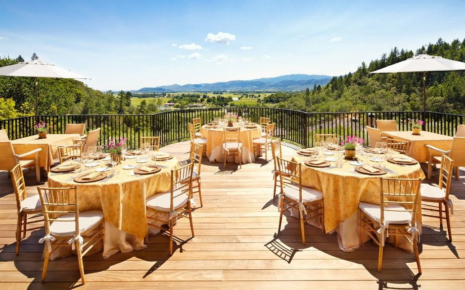 Napa Valley Wedding Locations Destination Weddings at
