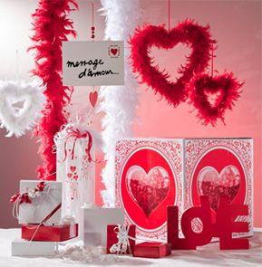 vitrine valentine day valentines illustration et valentines day. Black Bedroom Furniture Sets. Home Design Ideas