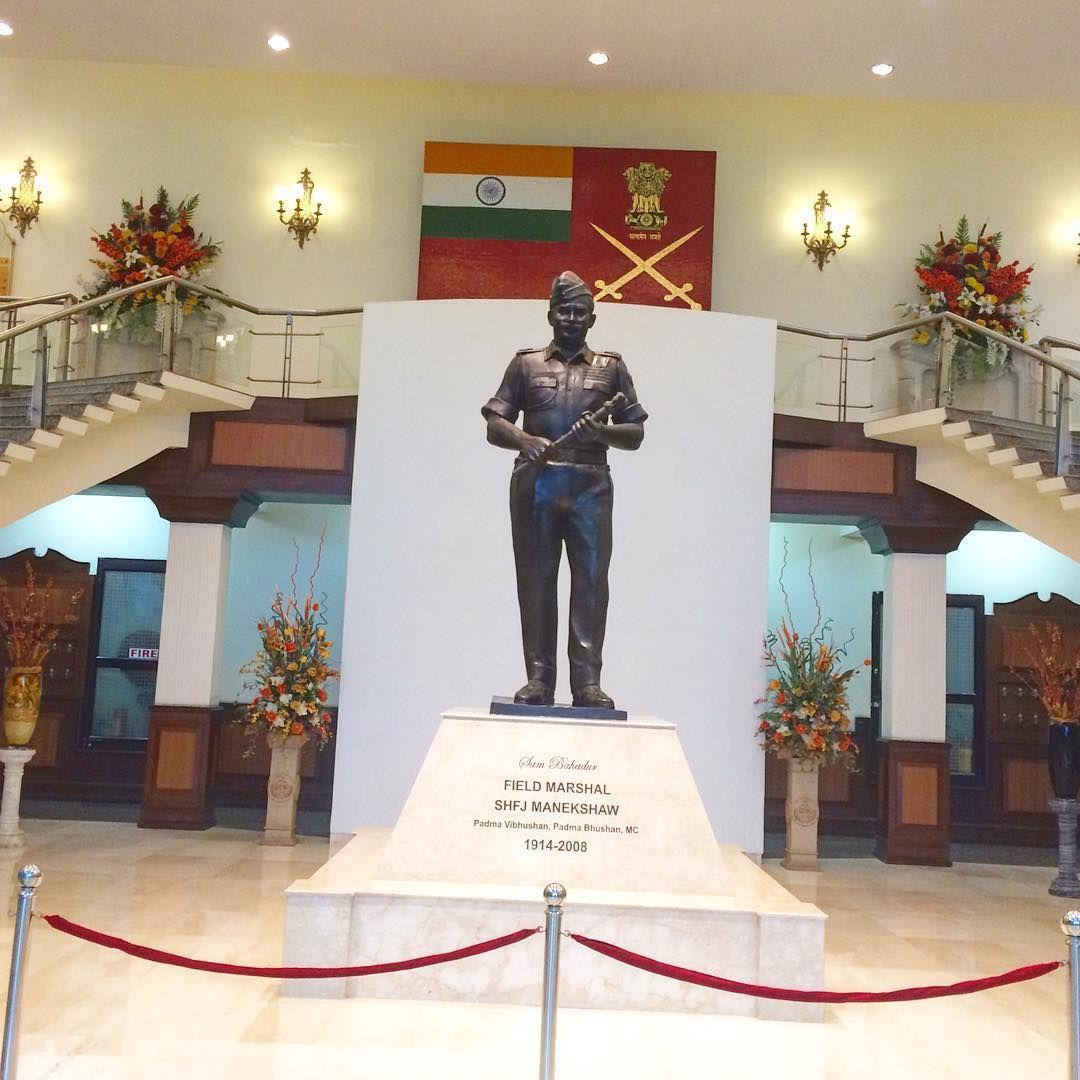 Named In Honour Of Field Marshal Shfj Manekshaw Padma Vibhushan Padma Bhushan Mc The First Field Marshal Of Th Indian Army Incredible India The Incredibles