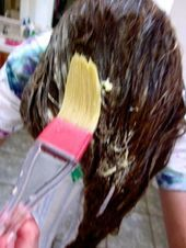 Homemade Mask For Healthy Hair Homemade Mask For Healthy Hair