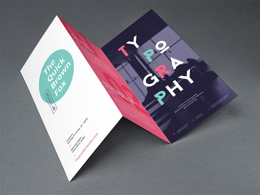 15 Free Brochure Templates For Designers To Have | Brochure