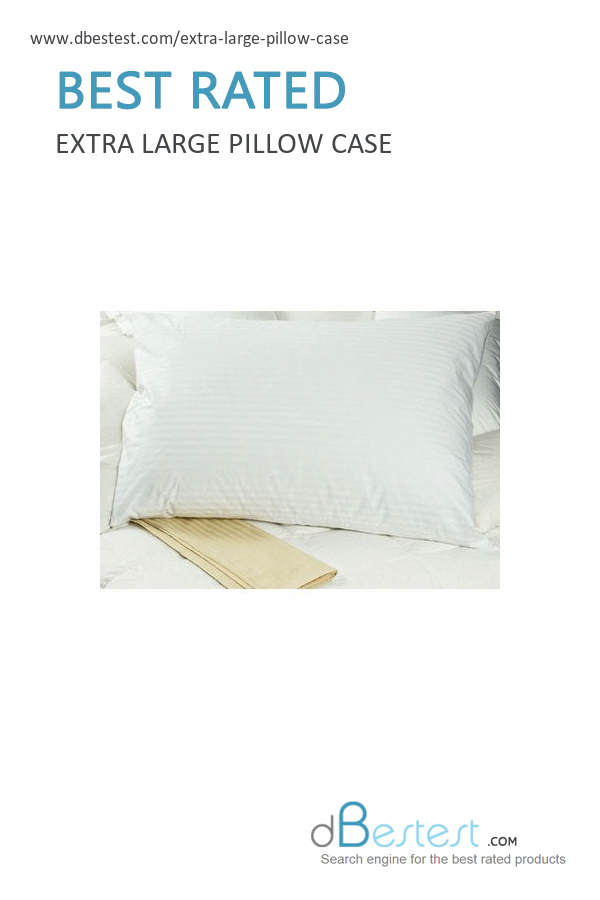 extra large pillow case