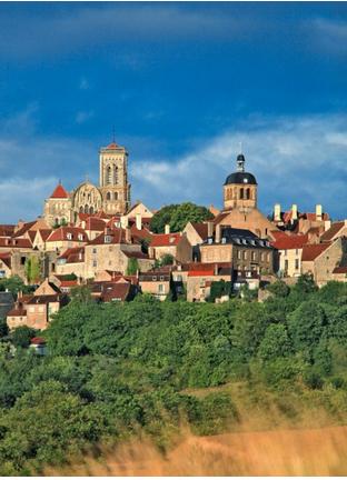 Les Plus Beaux Villages De Bourgogne : beaux, villages, bourgogne, Épinglé, Bourgogne, Franche-Comté
