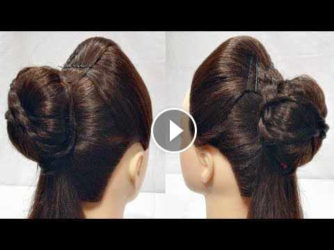 New Beautiful Long Hairstyles For Weddingparty Hairstyle For